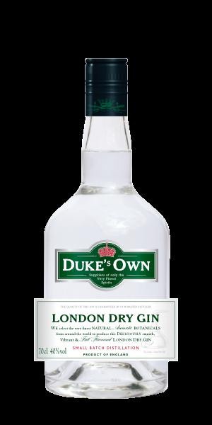 Dukes Own London Dry Gin