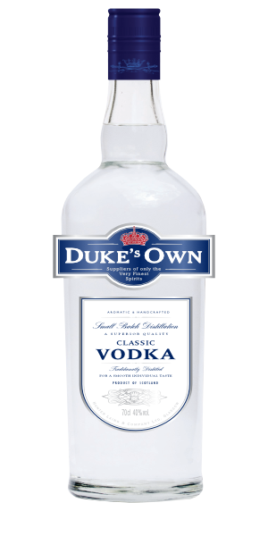Dukes Own Vodka