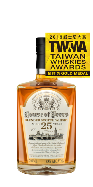 House Of Peer - 25 Yr Old The Old And Rare Blend