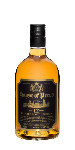 House of Peers - 12yr Old - The Special Reserve Blend