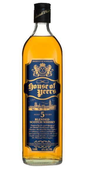 House of Peers - 5yr Old - The Classic Blend