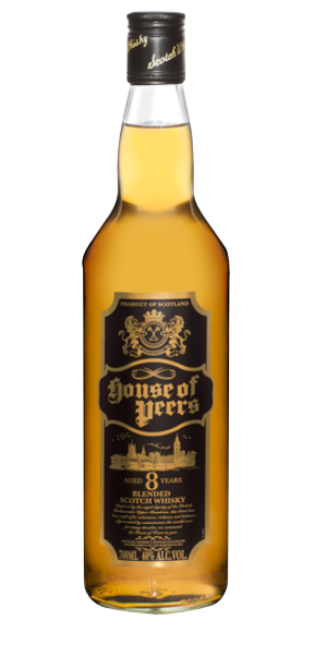 House of Peers - 8yr Old - The Superior Blend
