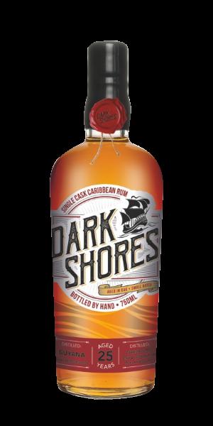 Dark Shores Caribbean Rum